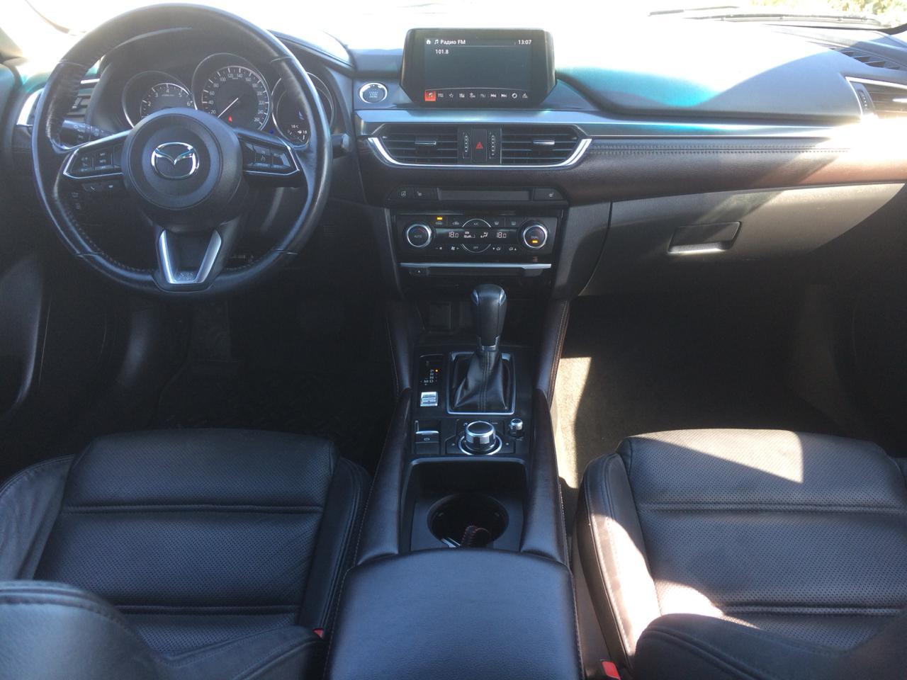 Mazda 6 (в связи с ограничениями на использование цифр в торговых марках автомобилей применяется слитное написание Mazda6) — среднеразмерный автомобиль японской компании Mazda. Выпускается с2002 года. В Японии и Китае продается под названием Mazda Atenza.