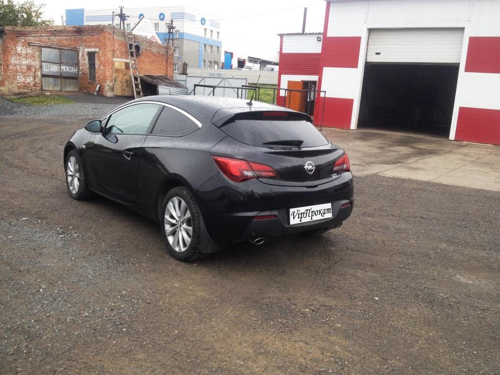 Opel Astra — компактный автомобиль, разработанный и производимый немецкой компанией Adam Opel AG с 1991 года.