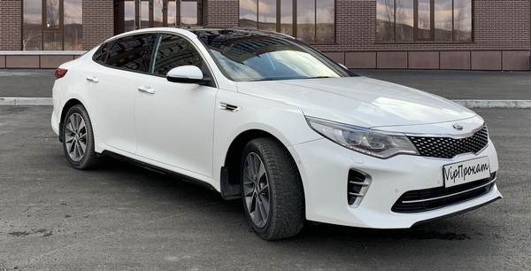 Kia Optima - GT-Lain - 245 лошадей